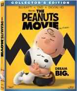 The Peanuts Movie Blu-ray