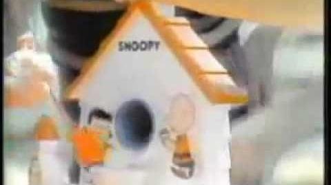VINTAGE 70'S OR 80'S SNOOPY SNO CONE MACHINE COMMERCIAL