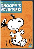 Snoopy's Adventures DVD