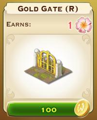 Gold Gate (R)