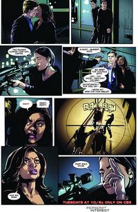 Comic 3x03 - Lady Killer