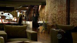 Ingram's loft - inside
