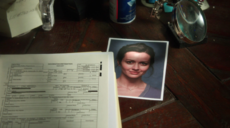 2x03 - Root's pic on Finch's desk