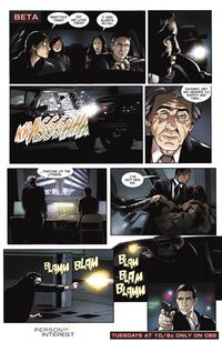 Comic 3x21 - Beta
