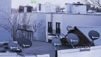 1x17 TV Antennas