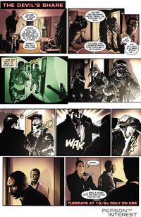 Comic 3x10 - The Devil's Share