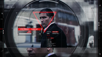 POI S04 Title Sequence Reese1