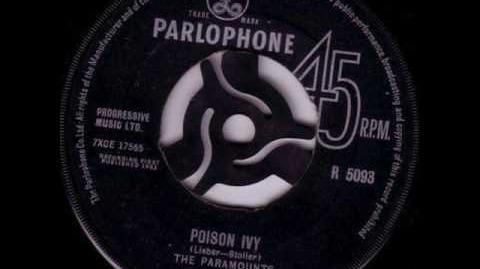 The Paramounts - Poison Ivy