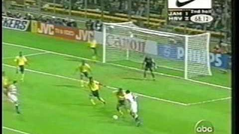 Croatia-Jamaica 3-1 (1998) 1st game
