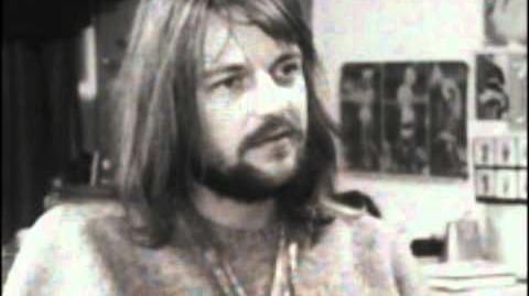 John Peel on Robert Wyatt's accident - Top Gear - 5 June 1973