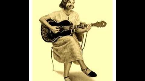 'Pickin' The Blues' MEMPHIS MINNIE (1929) Memphis Blues Guitar Legend