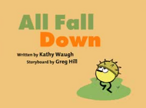 All Fall Down title card