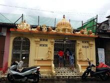 Sri Muthumariamman Temple, Lumut Lane, George Town, Penang