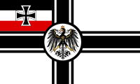 Imperial German Navy ensign