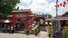 Penang Snake Temple