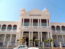 Supreme Court of Penang, Light Street, George Town, Penang