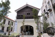 Mission House, Farquhar Street, George Town, Penang
