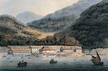 Penang Museum historical painting N171b