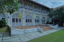 Government House, Convent Light Street, George Town, Penang