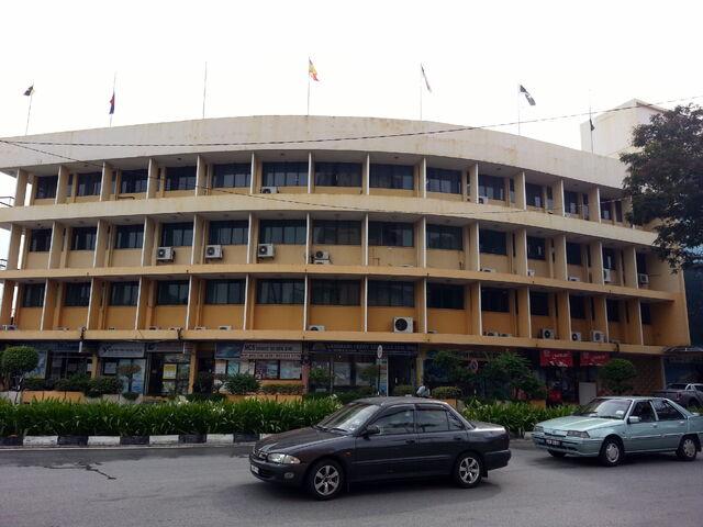 File:Penang Port Building, George Town, Penang.jpg