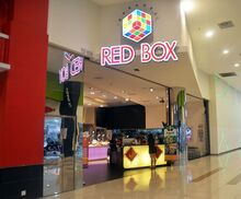 Red Box, Gurney Plaza, George Town, Penang