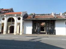 Han Jiang Teochew Temple, Chulia Street, George Town, Penang