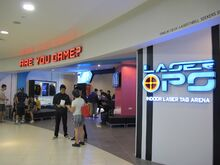 Laser Ops, 1st. Avenue Mall, George Town, Penang