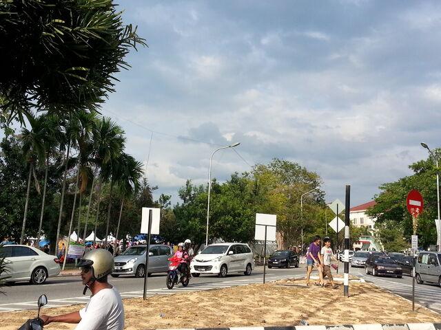 File:Residency Road, George Town, Penang (2).jpg