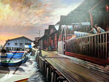 'Chew Jetty', M Mall 020, Penang Times Square, George Town, Penang