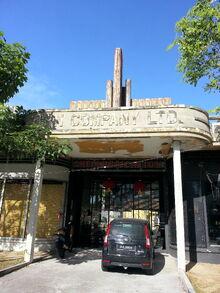 Former Hin Bus Depot (Art Gallery), Brick Kiln Road, George Town, Penang