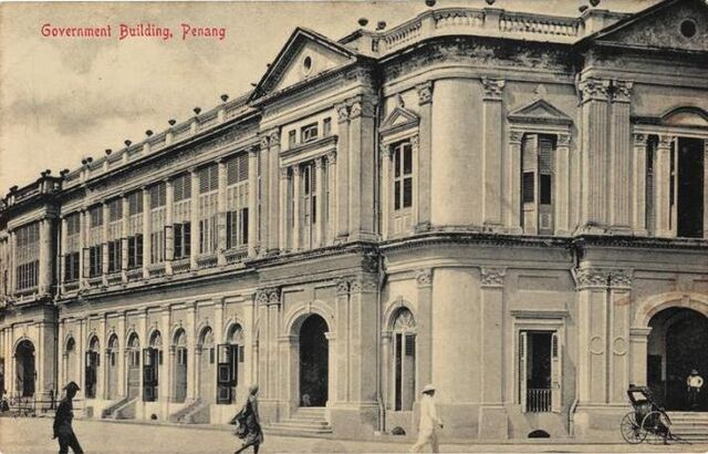 File:Government Buildings, Beach Street, George Town, Penang (1910s)-2.JPG