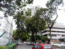 Duke Street, George Town, Penang