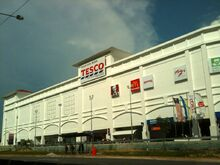 Tesco Tanjung Tokong, George Town, Penang