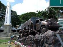 Air Itam war memorial, George Town, Penang