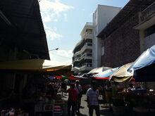 Chowrasta Road, George Town, Penang