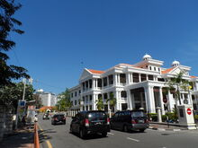 Farquhar Street, George Town, Penang