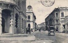 Beach Street (old), George Town, Penang