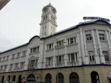 Malayan Railway Building, China Street Ghaut, George Town, Penang