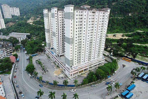 File:Majestic Heights, Paya Terubong, George Town, Penang.JPG