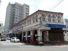 Lum Foong Hotel, Muntri Street, George Town, Penang