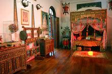 Pinang Peranakan Mansion bridal room, George Town, Penang