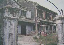 Cheong Fatt Tze Mansion before restoration