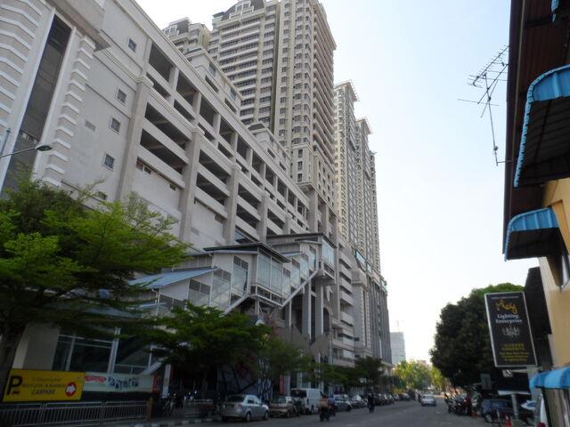 File:Kampung Jawa Baru Road, George Town, Penang.JPG
