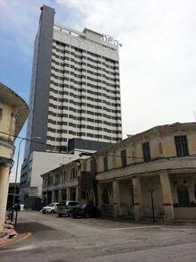 Chetty Lane, George Town, Penang