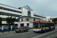 Penang Police Headquarters, Penang Road, George Town, Penang
