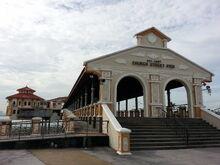 Church Street Pier, George Town, Penang