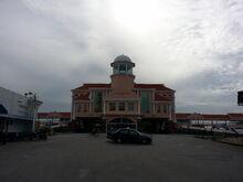 Swettenham Pier, George Town, Penang