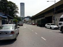 Noordin Street Ghaut, George Town, Penang