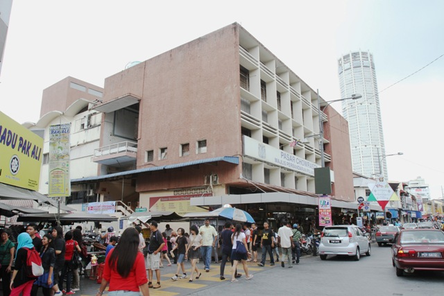 File:Chowrasta Market, Penang Road, George Town, Penang-0.jpg