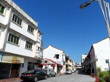 Cheong Fatt Tze Road, George Town, Penang
